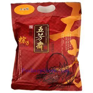Picture of Wufangzhai Multi-Grain Rice Dumpling (Zongzi ) 10.5 oz