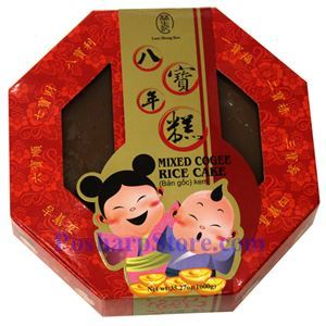 Picture of Glove Grow Notes New Year Rice Cake With Mixed Cogee 35 oz