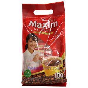 图片 Maxim牌韩国速溶咖啡 100小袋 1200克