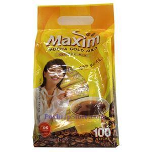 图片 Maxim牌韩国速溶抹茶咖啡 100小袋 1200克