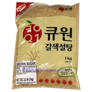 Picture of Three Brother Korean Brown Sugar 2.2 Lbs