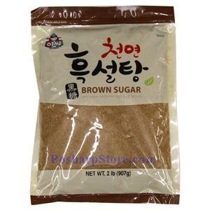 Picture of Assi Korean Brown Sugar 2 Lbs