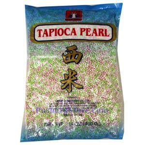 Picture of CTF Brand Tapioca Pearl (Colorful) 14 Oz