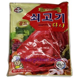 Picture of Assi Korean Beef Soup Stock 2.2 Lbs
