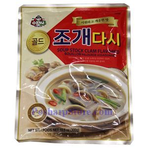 Picture of Assi Korean Clam Soup Stock 10.5 Lbs