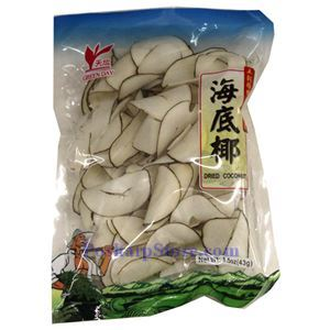 Picture of Green Day Dried Sea Coconut Slices 1.5 Oz