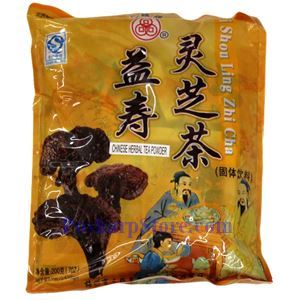 Picture of Triple Coins Instant Lingzhi/Reishi Herbal Drink Powder 7oz