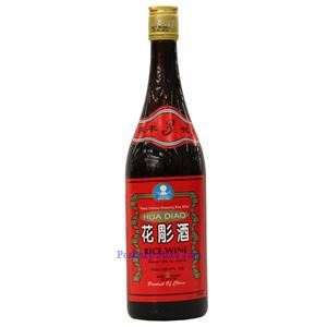 Picture of Moonlake 3 Year Aged Shaoxing Huadiao Rice Wine (Alc 15%) 25.4 Fl Oz