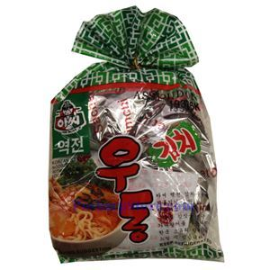 Picture of Assi Fresh Korean Noodle with Kimchi Soup Base 21.6 Oz