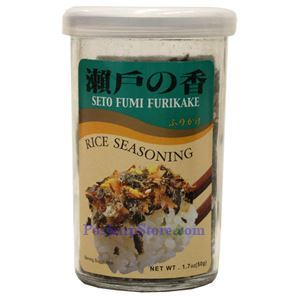 Picture of JFC Seto Fumi Furikake Rice Seasioning 1.7 Oz