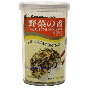 Picture of JFC Yasai Fumi Furikake Rice Seasioning 1.7 Oz