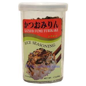 图片 JFC牌日式 鲣鱼海苔芝麻拌饭调料50克