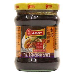 图片 淘大牌泰式红咖喱酱 230克