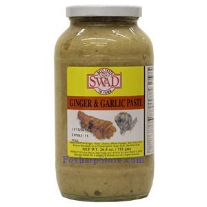 Picture of Swad Ginger & Garlic Paste 26.5 Oz