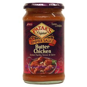 Picture of Patak's Simmer Sauce Butter Chicken (Mild Spicy)   15 Oz