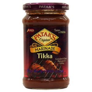 Picture of Patak's Tikka Marinade Suace (Mild Spicy)  10 Oz