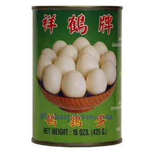 Picture of Lucky Bird Quail Eggs 15 Oz