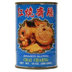 Picture of Wuchung Braised Gluten Chai Charng 10 Oz