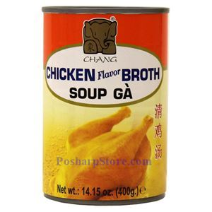 Picture of Chang Chicken Broth 14 Oz