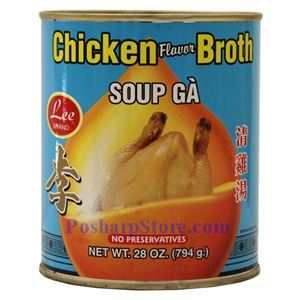 Picture of Lee Brand Chicken Broth 28 Oz