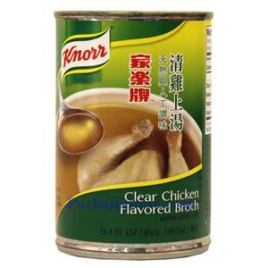 Picture of Knorr Clear Chicken Broth 13.4 Fl Oz