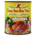Picture of K Brand Vietnamese Style Spicy Prawn Broth 28 Oz