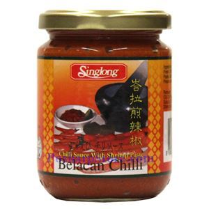 Picture of Singlong Malaysian Chili Sauce With Shrimp Paste 9 Oz