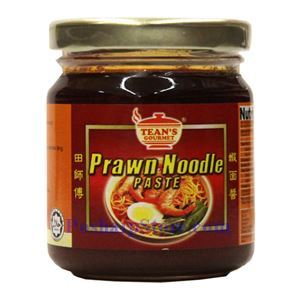 Picture of Tean's Gourmet  Malaysian Prawn Noodle Paste 7 Oz