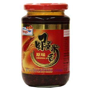 图片 爱加料牌马来西亚原味虾米香辣酱 340克