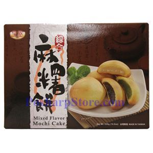 Picture of Royal Family Taiwan Mixed Flavor Mochi Cake 10.5 oz