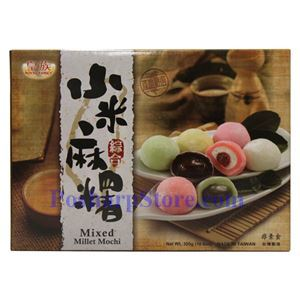 Picture of Royal Family Mixed Millet Mochi Cake 10.5 oz