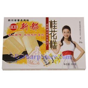 图片 辉煌牌桂花糕(四川特产) 250 克