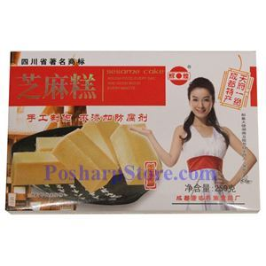 Picture of Huihuang Chengdu Sesame Cake 8.8 oz