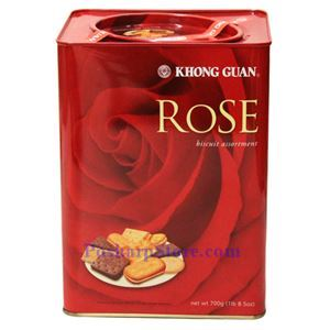 Picture of Khong Guan Rose Biscuit Assortment 24.6 Oz