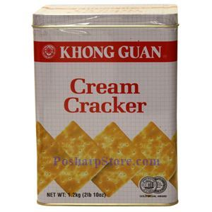Picture of Khong Guan Cream Crackers  2.6 Lbs