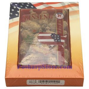 Picture of Shu's  American Ginseng Large Short 4oz