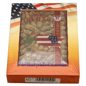 Picture of Shu's  American Ginseng Small Short II 8 oz