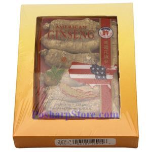 Picture of Shu's  American Ginseng Extra Large Short 4 oz