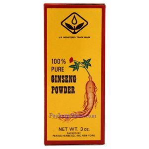 Picture of Magic Drop 100% Pure American Ginseng Powder 3 Oz