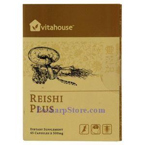 Picture of Vitahouse Reishi Plus 45 Capsules x 500mg
