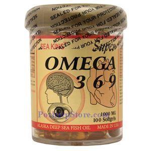 图片 一洲牌深海魚油(Omega-369) 100胶囊