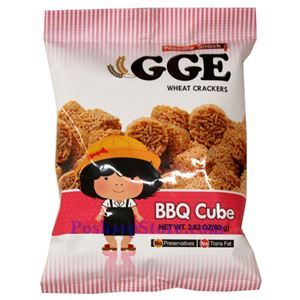 Picture of GGE BBQ Cube Wheat Crackers 2.8 Oz