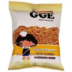 Picture of GGE Original Ramen Wheat Crackers 2.8 Oz
