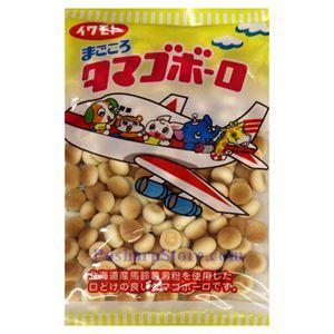 图片 日本Hadson牌北海道蛋味园松饼 85克