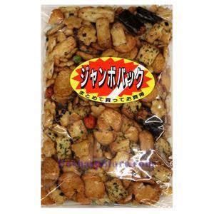 图片 日本Nishin牌脆饼什锦 400克