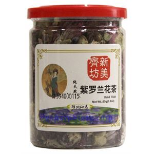 Picture of Meizhaifang Dried Violet Flower Tea  1.2 oz