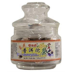 图片 奇之味牌菊花普洱茶 140克