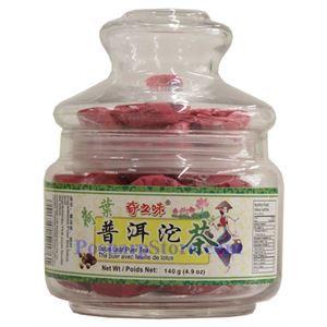 Picture of Qizhiwei Lotus Leaf Puer Tea  4.9 oz