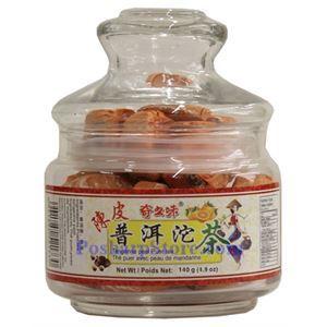 图片 奇之味牌陈皮普洱茶 140克