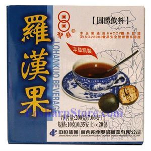 Picture of Double Coins Lohan Kuo Beverage 7 oz